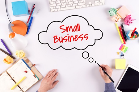 Small business think cloud