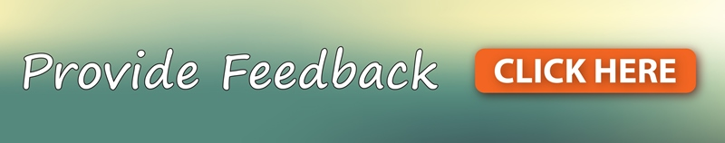 provide feedback - click here